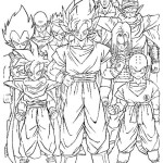 dibujos a lapiz de dragon ball z faciles (2)