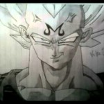 dibujos a lapiz de dragon ball z faciles (4)