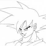 dibujos a lapiz de dragon ball z faciles (7)