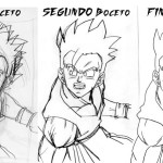 dibujos a lapiz de dragon ball z faciles (9)