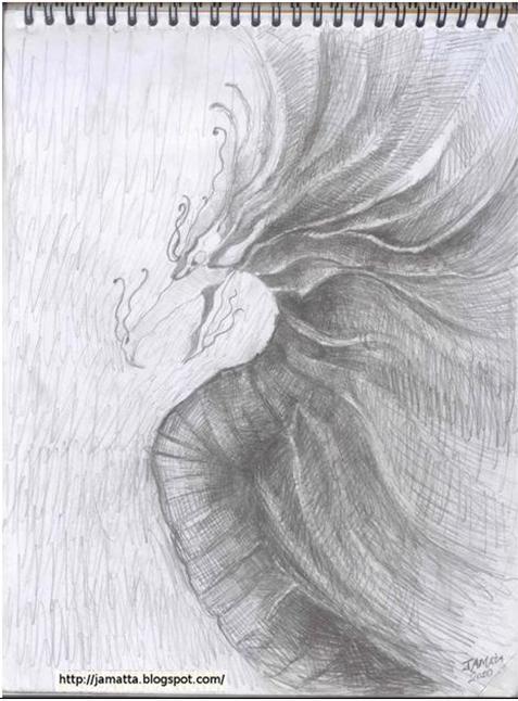 Dibujos A Lápiz De Dragones Dibujos A Lapiz