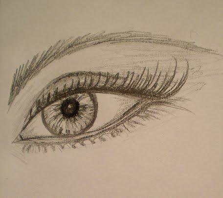 Dibujos A Lapiz Ojos Dibujos A Lapiz