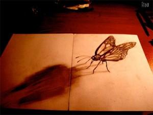 dibujos a lapiz en tercera dimension (14)