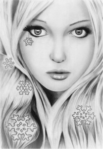 dibujos a lapiz bonitos (2)