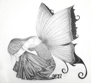 dibujos a lápiz de animé (11)