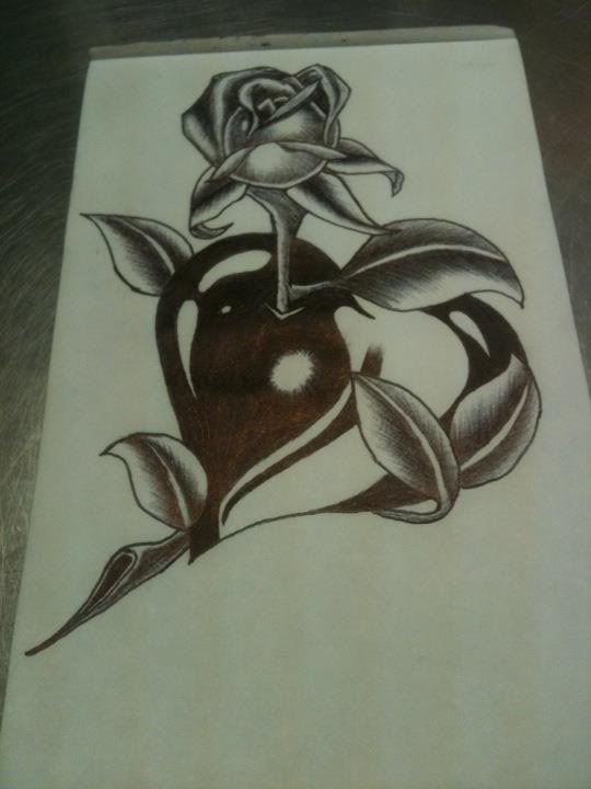 dibujos a l u00e1piz con corazones