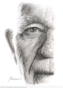 15 opciones para comenzar a realizar dibujos a lápiz de figura humana (6)