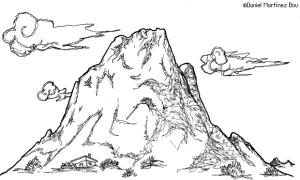 Dibujos geométricos a lápiz (1)