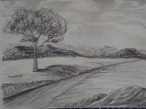 Dibujos de paisajes (2)