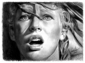 Dibujos en lápiz y carbonilla (7)