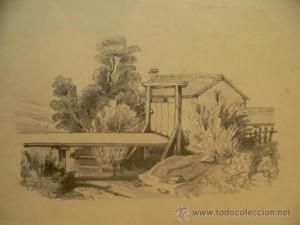 12 Ideas para comenzar a dibujar paisajes (2)