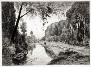 12 Ideas para comenzar a dibujar paisajes (9)