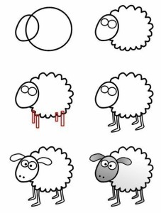 12 Diseños simples para aprender a dibujar (4)