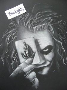 10 Dibujos a lápiz del joker (1)