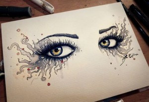 10 hermosos dibujos a lápiz de tumblr (9)