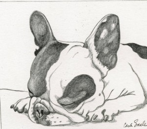 10 dibujos a lápiz originales (6)