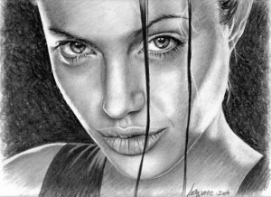 10 dibujos a lápiz grafito (10)