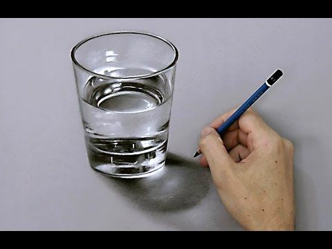 Vaso-con-agua-hiperrealista